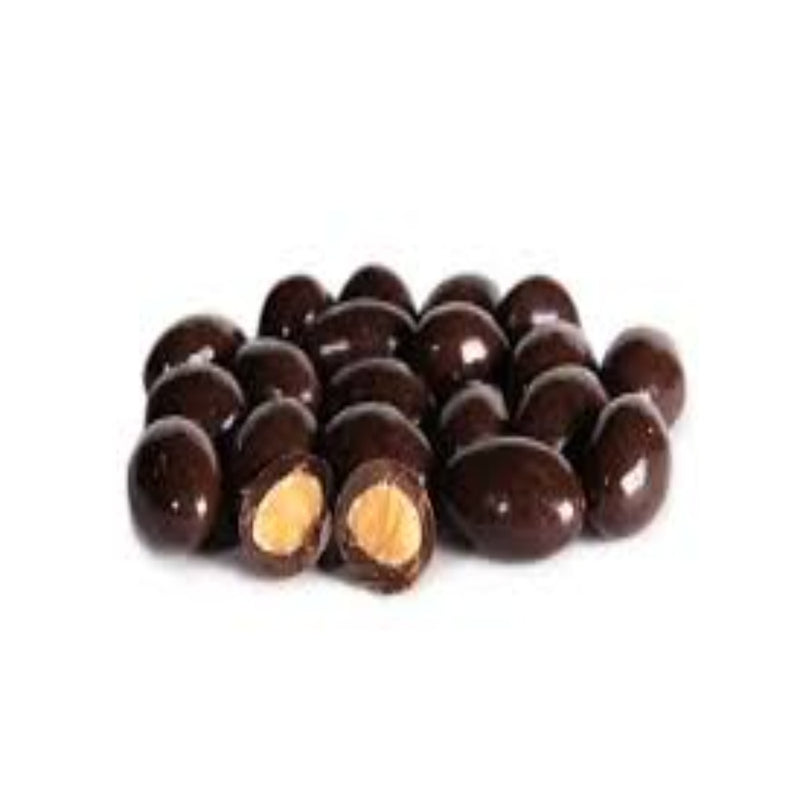 Dark Chocolate Almonds - 1 lb (16oz)