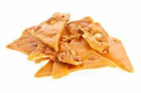 Peanut Brittle - 1 lb (16 oz)
