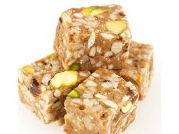Energy Squares - Honey Pistachio 8oz
