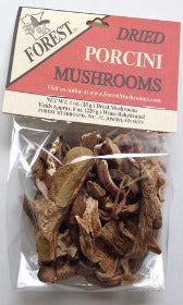 Porcini Mushrooms - 1 oz Dried