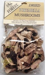 Portabella Mushrooms - 1 oz Dried