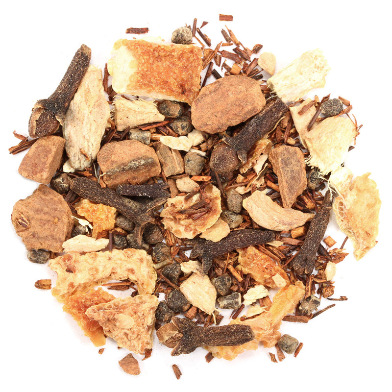 Vanilla Green Roobis Chai Tea - 1 lb (16 oz)