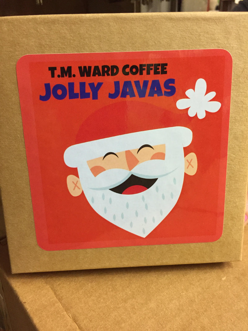 Jolly Java's Holiday Gift Box #2 - T.M. Ward Coffee Company