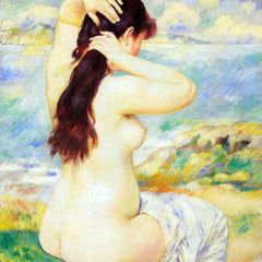 The Museum Outlet - A Bather by Renoir