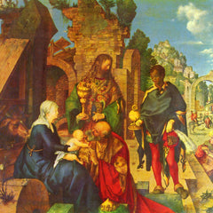 The Museum Outlet - Adoration of the Magi [1] by Durer