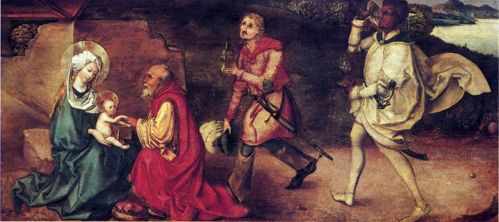 The Museum Outlet - Adoration of the Magi [2] by Durer