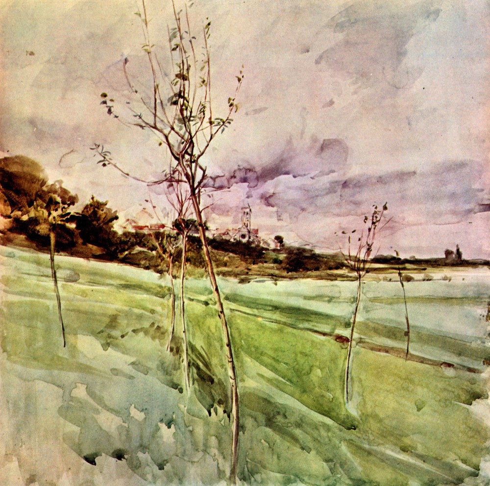 100% Hand Painted Oil on Canvas - After the storm by Giovanni Boldini