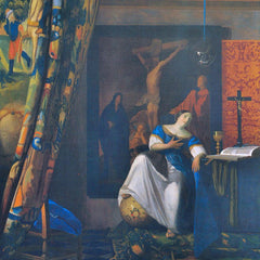 The Museum Outlet - Allegory of Faith by Vermeer