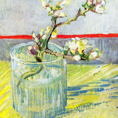 The Museum Outlet - Almond Blossom branch by Van Gogh