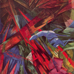 The Museum Outlet - Animal Fates by Franz Marc