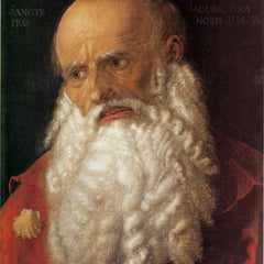 The Museum Outlet - Apostle James by Durer