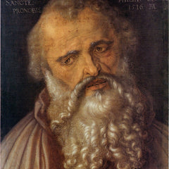 The Museum Outlet - Apostle Philipp by Durer