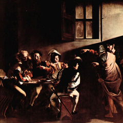 The Museum Outlet - Appeals of St. Matthew by Caravaggio
