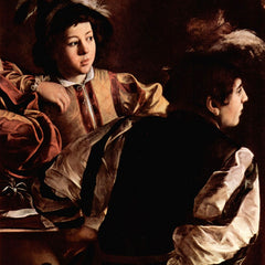 The Museum Outlet - Appeals of St. Matthew detail 2 by Caravaggio
