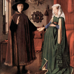 The Museum Outlet - Arnolfini Wedding by Jan Van Eyck