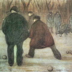 The Museum Outlet - Ball player by Joseph Rippl-Ronai