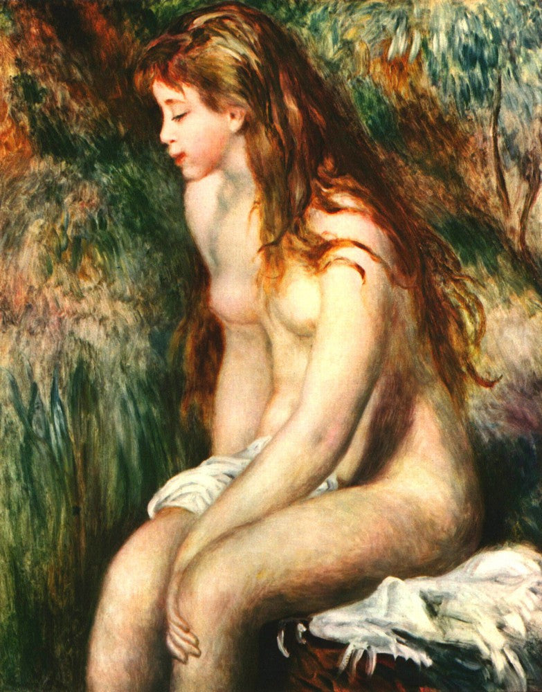 The Museum Outlet - Bathing by Renoir