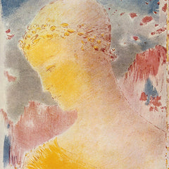 The Museum Outlet - Beatrice by Odilon Redon