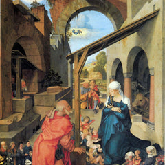 The Museum Outlet - Birth of Christ by Durer