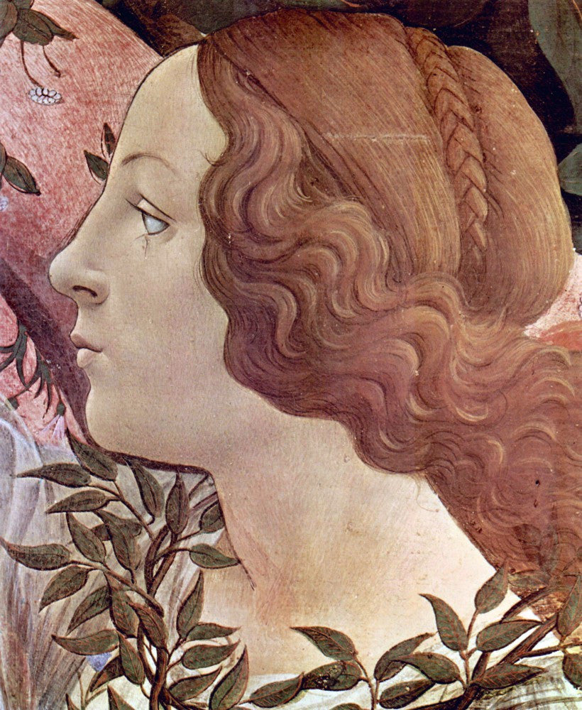 The Museum Outlet - Birth of Venus Detail 2 by Botticelli