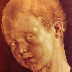 The Museum Outlet - Boy's head tilted to the left by Durer