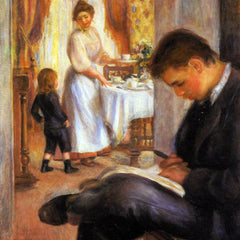 The Museum Outlet - Breakfast at Berneval by Renoir