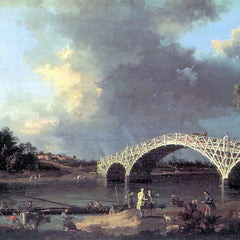 The Museum Outlet - Bridge by Canaletto