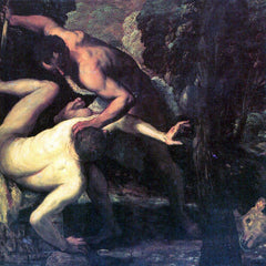The Museum Outlet - Cain and Abel by Tintoretto