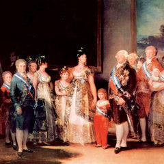 The Museum Outlet - Charles IV of Spain and His Family by Goya