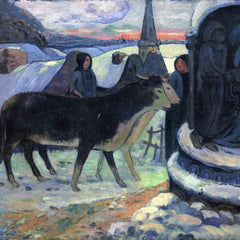 The Museum Outlet - Christmas by Gauguin
