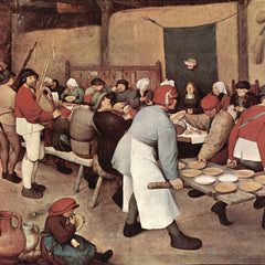 The Museum Outlet - Country wedding by Pieter Bruegel