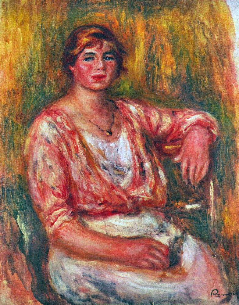 The Museum Outlet - Dairymaid by Renoir