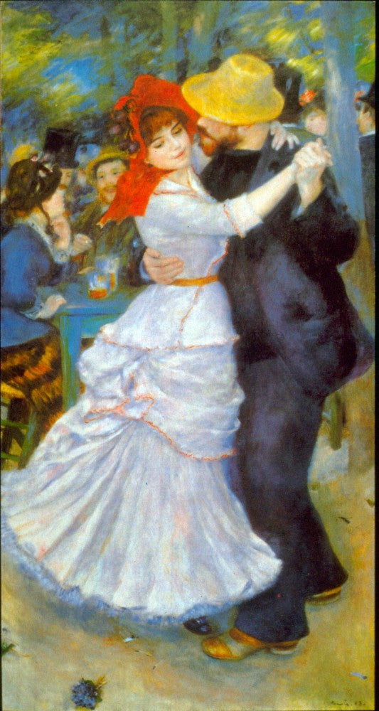 The Museum Outlet - Dance at Bougival by Renoir