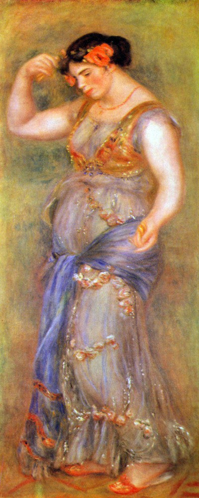 The Museum Outlet - Dancer with castanets by Renoir