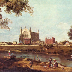 The Museum Outlet - Eton College by Canaletto