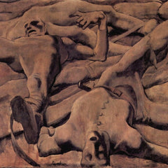100% Hand Painted Oil on Canvas - Finale by Albin Egger-Lienz