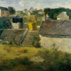 The Museum Outlet - Gauguin - Houses at Vaugirard