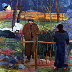 The Museum Outlet - Good Day Mr. gauguin by Gauguin