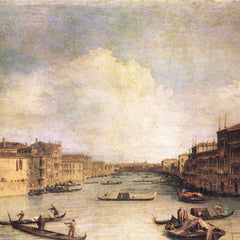 The Museum Outlet - Grand Canal [1] by Canaletto