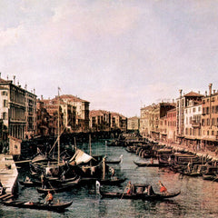 The Museum Outlet - Grand Canal [2] by Canaletto