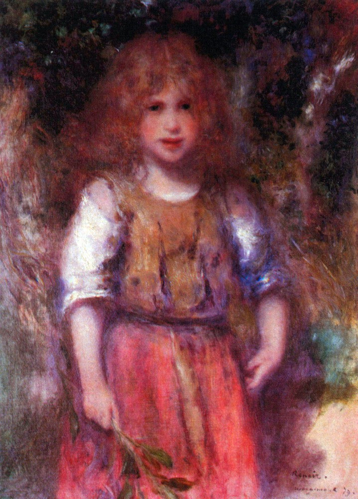The Museum Outlet - Gypsy girl by Renoir