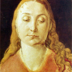 The Museum Outlet - Head of Mary [1] by Durer