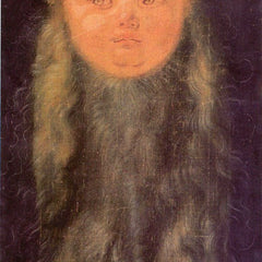 The Museum Outlet - Head of a bearded child by Durer