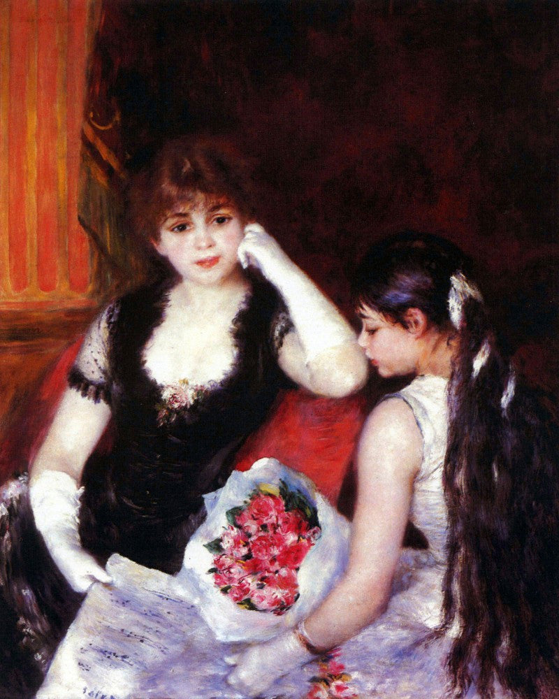 The Museum Outlet - In the Loge by Renoir