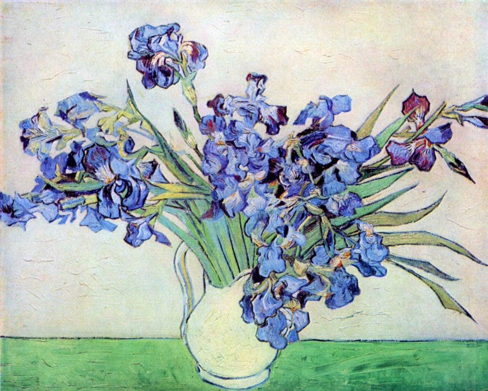 The Museum Outlet - Irises #2 by Van Gogh
