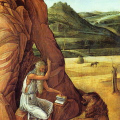 The Museum Outlet - Jerome in the Desert by Bellini