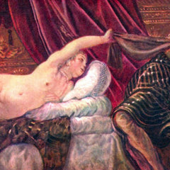 The Museum Outlet - Joseph and the wife of Potiphar by Tintoretto