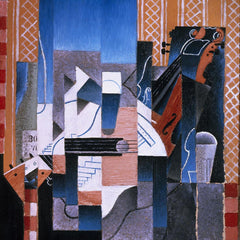 The Museum Outlet - Juan Gris - Violin and Guitar