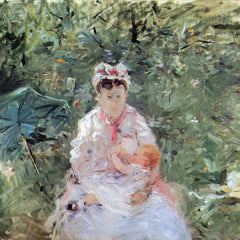 The Museum Outlet - Julie Manet by Morisot