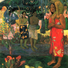 The Museum Outlet - La Orana by Gauguin
